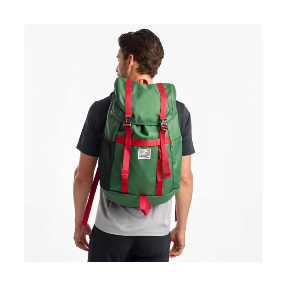 Рюкзак Saucony Overhaul Backpack