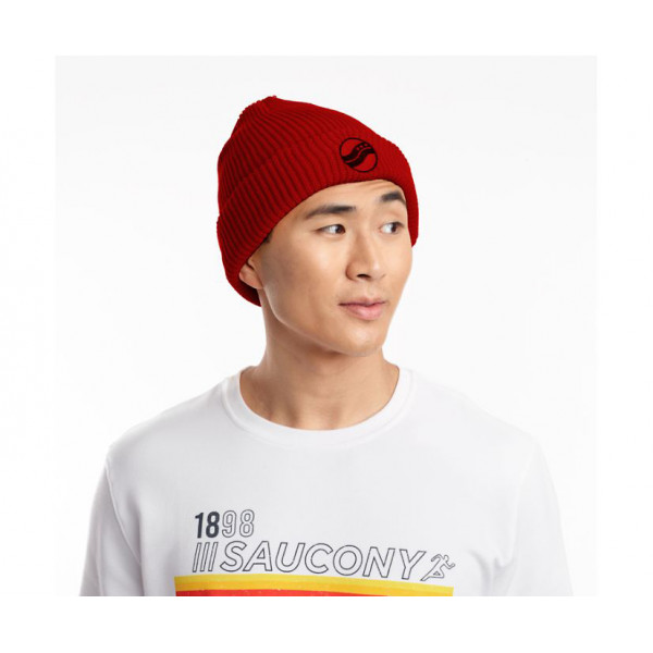 Шапка Saucony Rested Beanie